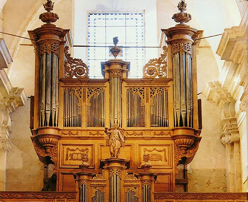 french organ