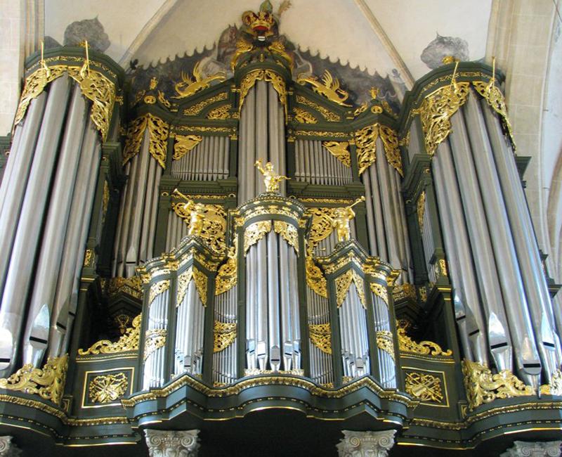 bach organ masterworks